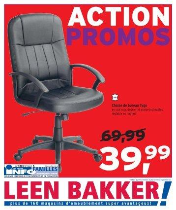action promos - Leenbakker