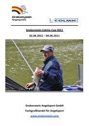 Regelwerk für den Grebenstein-Colmic-Cup