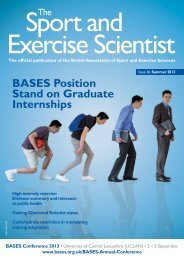 Issue 36 Summer 2013 - Bases