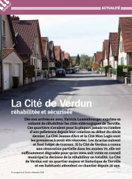 La Cité de Verdun - TERVILLE