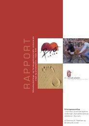 Rapport omslag.indd - Servicestyrelsen