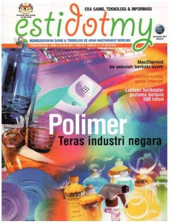 Polimer - Akademi Sains Malaysia