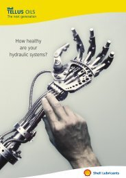 How healthy are your hydraulic systems?