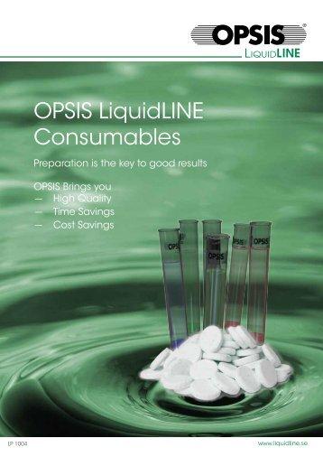 Kjeldahl consumables brochure - Fluidquip Australia