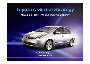 PDF, 4.7 MB / 68 pp. - Toyota