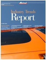 Industry Trends - Mitchell International