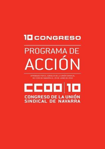 ponencias 2012.indd - Comisiones Obreras de Navarra - CCOO