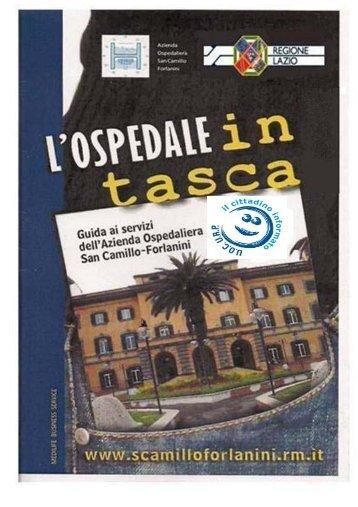 www.scamilloforlanini.rm.it Pagina 3 - Azienda Ospedaliera S ...