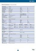 Hydraulisches Bohrgerät Hydraulic crawler drill - CASAGRANDE ... - Seite 3