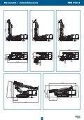 Hydraulisches Bohrgerät Hydraulic crawler drill - CASAGRANDE ... - Seite 5