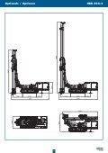 Hydraulisches Bohrgerät Hydraulic crawler drill - CASAGRANDE ... - Seite 6