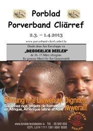 Clervaux 2013 3.Porblad 2.3.-1.4.13 - Parverband Clierf