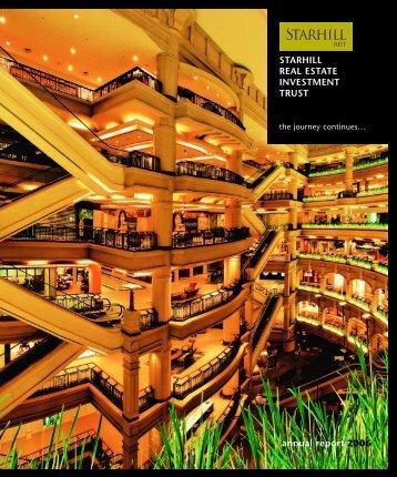 Annual Report 2006 - YTL Community