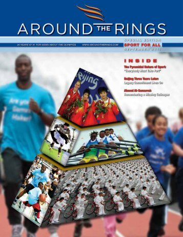 14th World Conference on Sport for All Special ... - Around the Rings