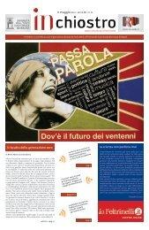 Il riscatto della generazione zero - Istituto Universitario Suor Orsola ...