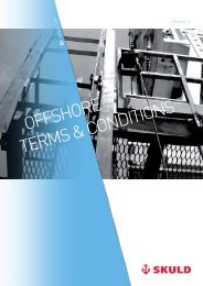 OFFSHORE TERMS & CONDITIONS - Skuld