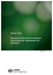 preleva il documento - Monte Titoli
