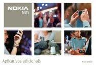 Nokia N70 Aplicativos Adicionais