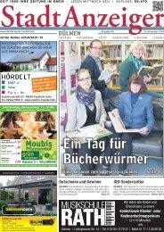 Stadt Anzeiger Dülmen kw 46