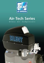 Air-Tech Series - FIAC SpA