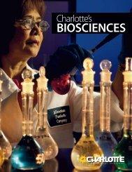 Charlotte's Biosciences - North Carolina Biotechnology Center