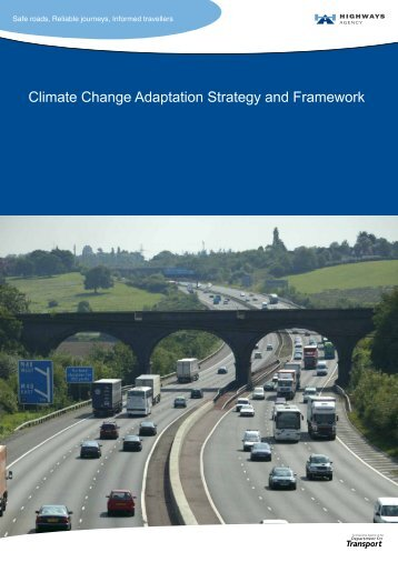 Climate Change Adaptation Strategy and ... - Highways Agency