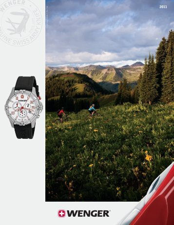 Wenger Swiss Watch Catalog