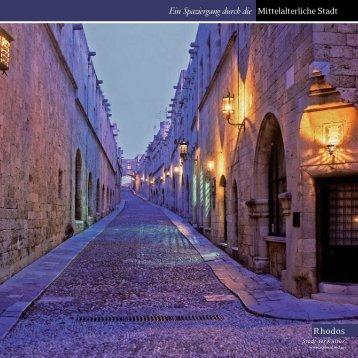 Ein Spaziergang durch die Mittelalterliche Stadt