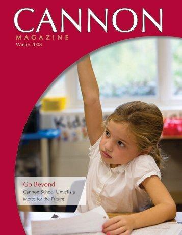 Go Beyond - Cannon School