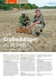 Großwildjäger - International Council for Game and Wildlife ...