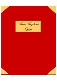 Mein Tagebuch -Lotte-