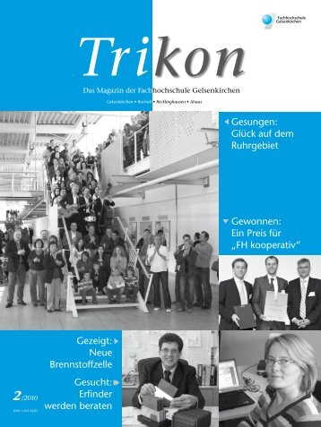 Ausgabe 2/2010 - TRIKON