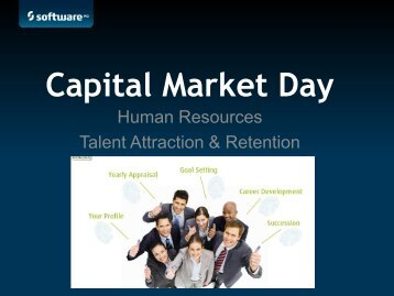 Capital Market Day - Software AG