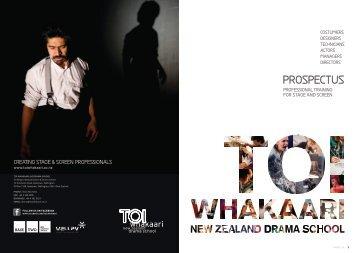 ProsPecTUs - Toi Whakaari