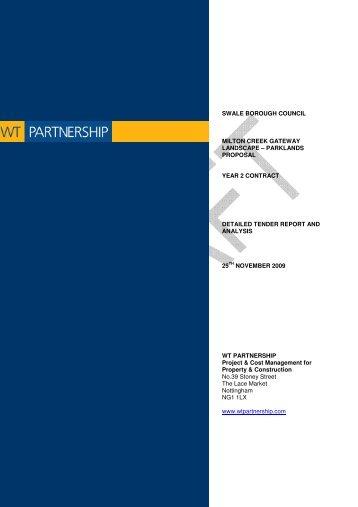 Annex 1 for Item 6 - Swale Borough Council