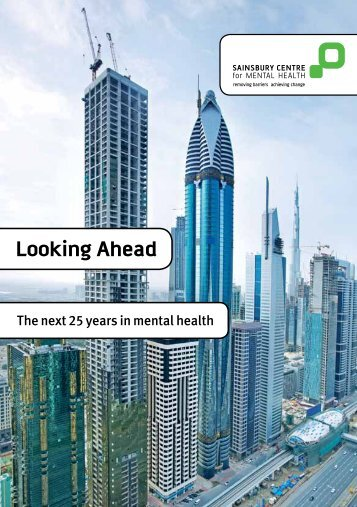 Looking Ahead - Centre for Mental Health