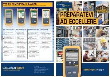 brochure versiv - Gfo Europe S.p.A.