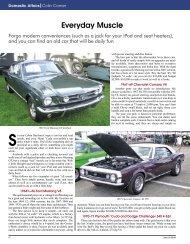 Domestic Affairs June - Colin's Classic Auto