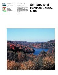 Soil Survey of Harrison County, Ohio - Ohio Department of Natural ...