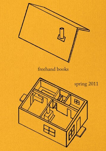 freehand books spring 2011 - Ampersand Inc.