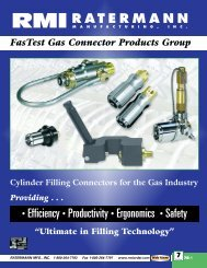 Fastest Gas Connector Products Group Manual (download pdf)
