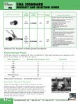 Fastest Gas Connector Products Group Manual (download pdf) - Page 4