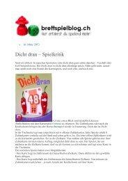 Brettspielblog - Nürnberger-Spielkarten-Verlag GmbH