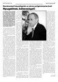 December 20. - Gödöllői Szolgálat - Page 5
