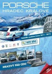 Kompletní LETÁK PODZIM/ZIMA 2011 - 2012 - Porsche Hradec ...