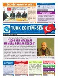 ocak mizanpaj.indd - Türk Eğitim-Sen