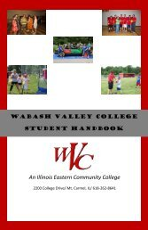 Wabash Valley College - Illinois Eastern Community Colleges