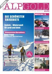 ALPGOLD | WINTER 2014/15