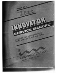 Dometic RM77 Service Manual (1021KB) - Bryant RV Services
