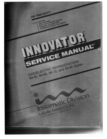 Instamatic Innovator(14482KB)! - Bryant RV Services